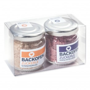 BACKOFEN-Zuckerle 2er-Set