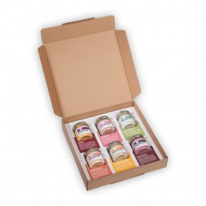 BACKOFEN-Gourmetsalz 6er-Box