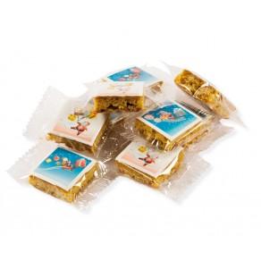 logolini-Mini-Lebkuchen im Flowpack