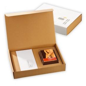 S-logolini-Torte in Klarsicht- und Präsentkarton