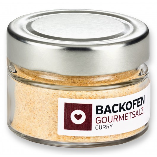 BACKOFEN-GOURMETSALZ CURRY