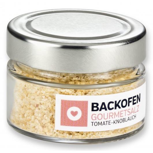 BACKOFEN-GOURMETSALZ TOMATE-KNOBLAUCH